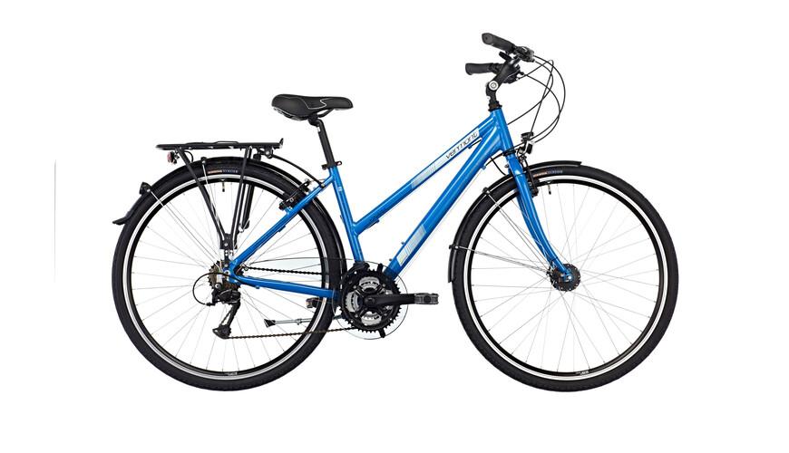 Vermont Kinara - Vélo de trekking Femme - bleu